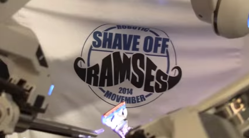 RAMSES Shave-Off